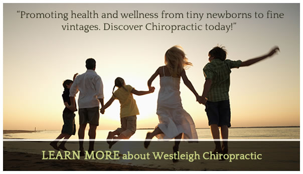 welcome to Westleigh Chiropractic