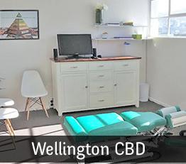 {PJ} Chiropractors Room