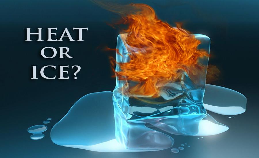 Heat or Ice