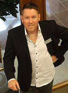 Dr. Adrian C. Luckhurst, DC BSc. (Hons) MSc. (Chiro), Jersey Chiropractor