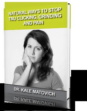 Free TMJ Relief eBook