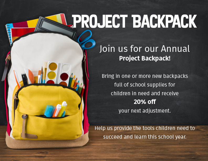 Packpack project 2019