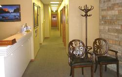 Reception & Hallway