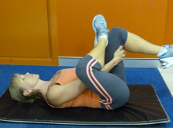 low back stretch, South Croydon chiropractor