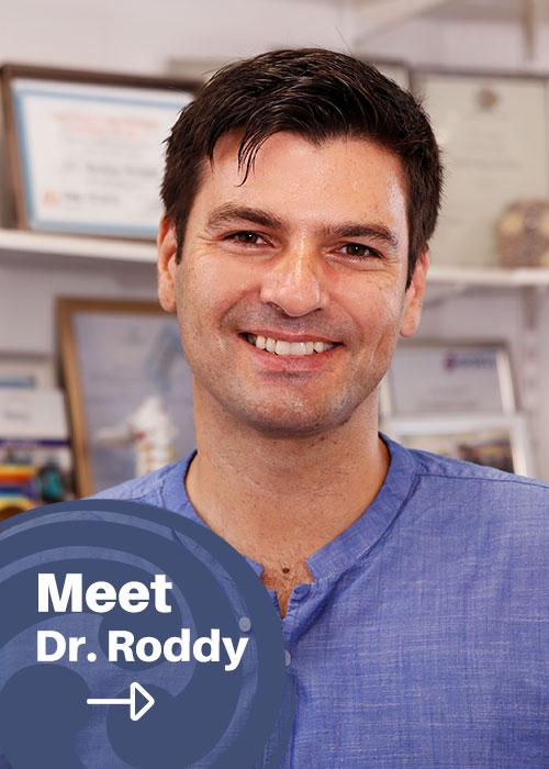 Meet Dr. Roddy