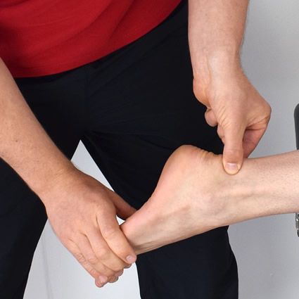 Achilles tendonitis help at {PRACTICE NAME} in Croydon