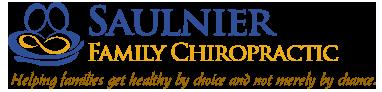 Saulnier Family Chiropractic logo - Home