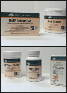 HMF Probiotic Products