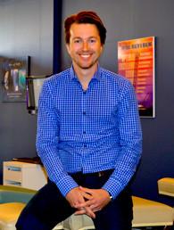 Oakville Chiropractor, Dr. Matthew Russell
