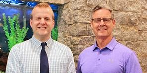 Dr. Steven Tinlin and Dr. Craig Mueller