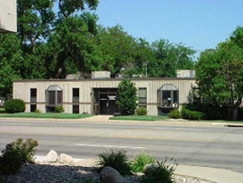 Our new home in central Sioux Falls