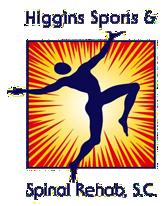 Higgins Sports & Spinal Rehab logo - Home