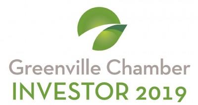 Greenville Chamber Investor 2019 logo