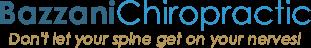 Bazzani Chiropractic logo - Home