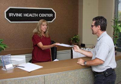 First Visit to Irvine Chiropractor