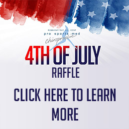 4th of July Raffle