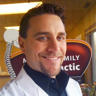 Chiropractor Vicksburg, Dr. Dustin Morton