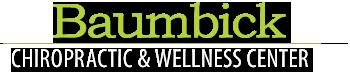 Baumbick Chiropractic logo - Home
