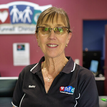 Shelley Price, Chiropractic Assistant