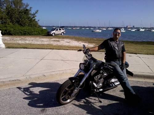 Aiken Chiropractor, Dr. Dan Jolich enjoys riding motorcycles.