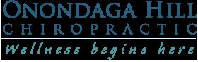 Onondaga Hill Chiropractic logo - Home