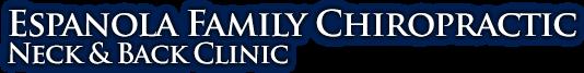 Espanola Family Chiropractic logo - Home