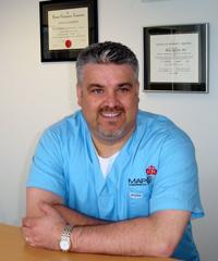 Chiropractor Kenneth Cairns
