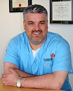 Kenneth Cairns, Stevenage Chiropractor