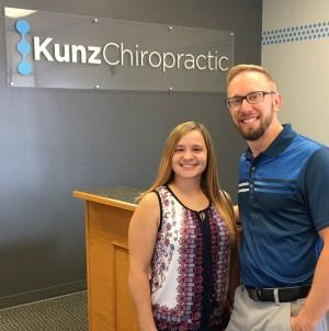 Kunz Chiropractic team