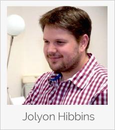 Dr. Jolyon Hibbins