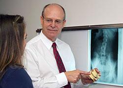 Dr. Steven Watts, Consultation