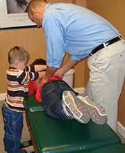 Green Springs Chiropractor, Dr. Wurts
