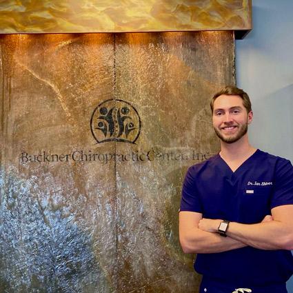 Dr. Ian Shiver