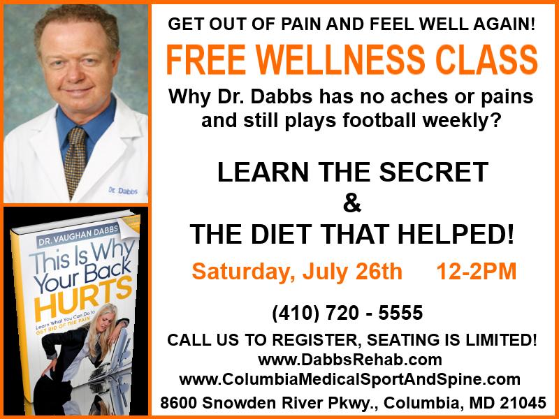 seminar - dr. Dabbs