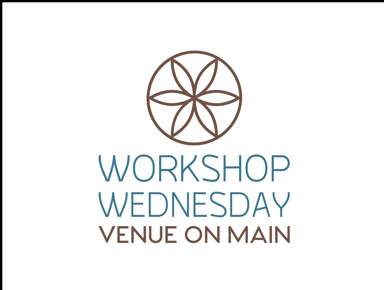 workshop wednesday logo