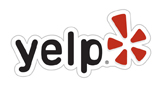 Check out our reviews on Yelp