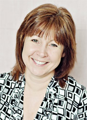 Tillsonburg Nutritionist/Chiropractic Assistant, Lori Arnold