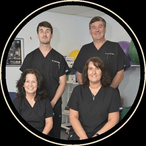 Muncie Spine and Rehab Team photo