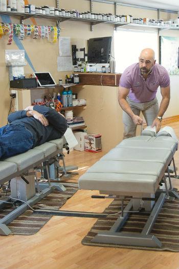 Chiropractor Elko Second Visit