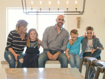 Chiropractor Elko Wendell Family