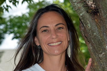 Courtney Salamone, Acupuncturist