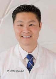 Santa Clara Chiropractor Dr. Daniel Chun