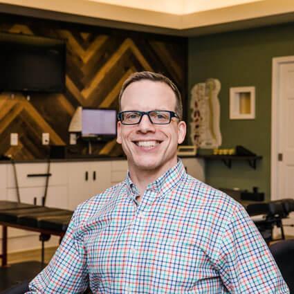 Dalton Chiropractic, Dr. Joseph McAulliffe