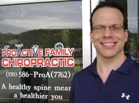 Dr. Joe McAuliffe, Clarks Summit Chiropractor