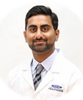 Dr. Amar Mutnal, Orthopedic Surgeon