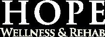 Hope Wellness & Rehab logo - Home