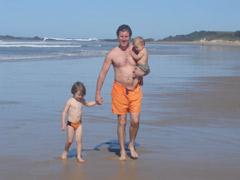 James Harris and Kids