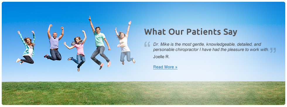 What our patients say