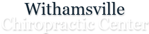 Withamsville Chiropractic Center logo - Home