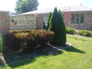 Welcome to Van Dehey Chiropractic!